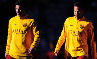 Die letzten Wochen waren nicht einfach für Lionel Messi.