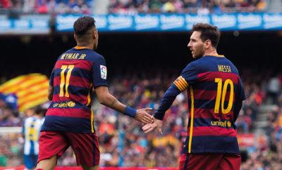 Lionel Messi und Neymar wollen beim FC Barcelona für Furore sorgen.