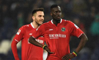 Verlässt Salif Sane Hannover 96 für den VfL Wolfsburg nun doch?
