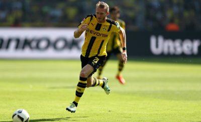 Andre Schürrle steht dem BVB schon bald wieder zur Verfügung.