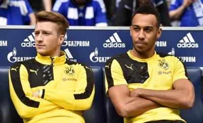 Marco Reus und Pierre-Emerick Aubameyang sind auch abseits des Platzes gute Freunde.