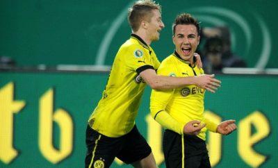 Mario Götze und Marco Reus wollen bald wieder gemeinsam für Borussia Dortmund für Furore sorgen.