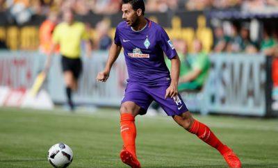 SV Werder Bremen Claudio Pizarro