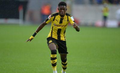 Ousmane Dembélé soll die Offensive des BVB beleben.