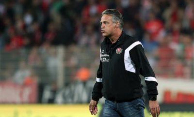 Uwe Neuhaus sorgt derzeit mit Dynamo Dresden für Furore.