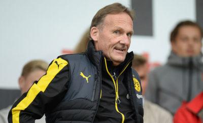 Hans-Joachim Watzke äußert sich zur Zukunft des BVB.