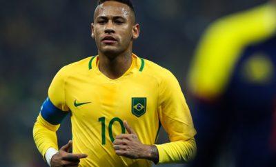 Neymar bereitet sich derzeit bei Corinthians Sao Paulo auf die Länderspiele mit Brasilien vor.