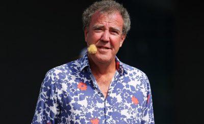 Jeremy Clarkson präsentiert sich auch im echten Leben als Held.