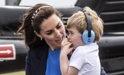 Kate Middleton: Ist sie zu hart zu Prinz George?