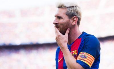 Verlässt Lionel Messi den FC Barcelona in zwei Jahren?