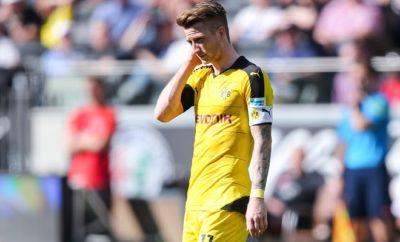 Marco Reus wird dem BVB noch einige Wochen fehlen.