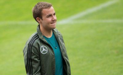 Mario Götze spielt beim BVB derzeit keine Rolle und wurde trotzdem für die Nationalelf nominiert.