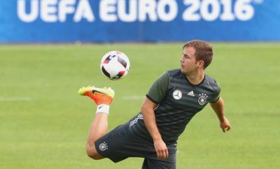 Mario Götze will beim BVB zu alter Stärke zurückfinden.