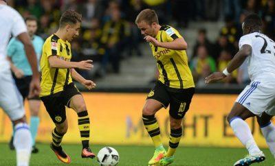 Mario Götze will beim BVB wieder zu alter Stärke zurückfinden.