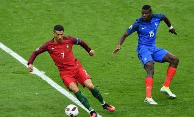 Hat Paul Pogba Angst vor Cristiano Ronaldo und Lionel Messi?