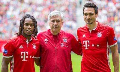Renato Sanches will beim FC Bayern München für Furore sorgen.