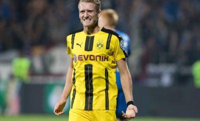 Andre Schürrle soll Borussia Dortmund zu Titeln führen.