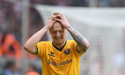 Marvin Stefaniak hat sich in den letzten Wochen seinen Kopf zerbrochen und bleibt bei Dynamo Dresden.