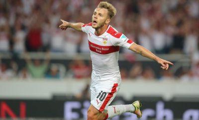 Alexandru Maxim hat große Erwartungen an die Entwicklung des VfB Stuttgart.