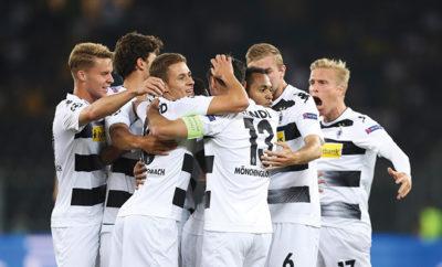 Borussia Mönchengladbach winken bei Qualifikation zur Champions League zwölf Millionen Euro Startgeld.