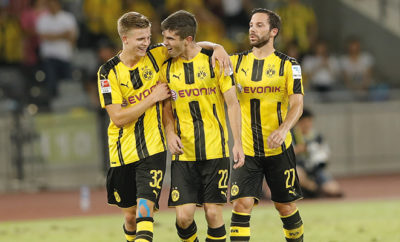 Borussia Dortmund und FC Schalke 04 könnten sich im Kampf um einen Spieler in Quere kommen. Verlässt ein Talent den BVB mangels Einsatzmöglichkeiten?