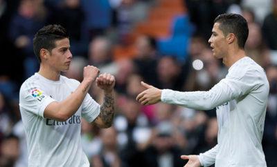 Kaká lobt Cristiano Ronaldo und hält ihn für den besten Spieler der Welt. James ist Real Madrids großes Faustpfand auf dem Lateinamerikanischen Markt.