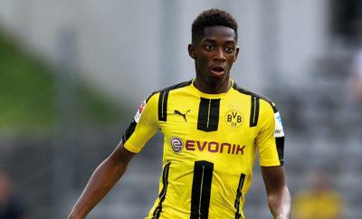 Mario Götze macht in seinen ersten Tagen bei Borussia Dortmund einen konzentrierten Eindruck. BVB-Shootingstar Dembélé wird bereits mit Neymar verglichen.