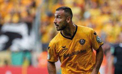 Akaki Gogia von Dynamo Dresden.