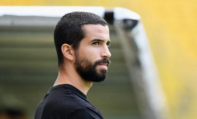 Nils Teixeira von Dynamo Dresden.