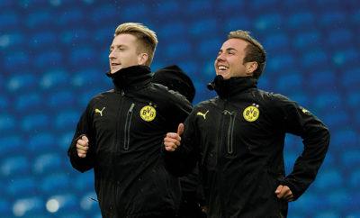 Während Reus beim BVB das Kapitänsamt verliert, bleibt Götze bei der Nationalelf gefragter als im Verein. Statt FC Bayern wird nun Borussia Dortmund gejagt.