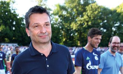 Beim FC Schalke 04 soll mit Christian Heidel endgültig Ruhe in den Verein kommen.