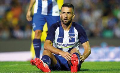 Dadái greift bei Hertha BSC durch und blickt positiv in die Zukunft. Ibisevic freut sich auf die Verantwortung. Platzt der Wechsel von Serge Gnabry?