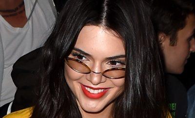 Model Kendall Jenner präsentiert sich in der Freizeit gerne lässig und cool.
