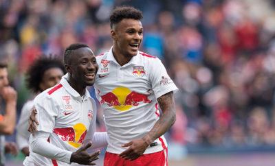 Naby Keita will bei RB Leipzig hoch hinaus.