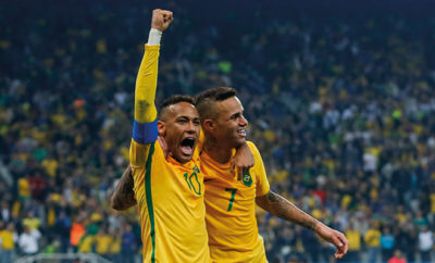 Neymar kommt mit einem Traumtor gegen Kolumbien endlich bei Olympia 2016 an. Marc-André Ter Stegen wird wohl neuer Stammtorwart beim FC Barcelona.
