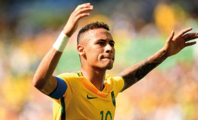 Neymar stellt einen neuen Rekord bei den Olympischen Spielen auf und prangert die Presse an.