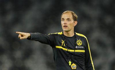 Thomas Tuchel scheint bei Borussia Dortmund derzeit nicht auf Merino zu bauen.