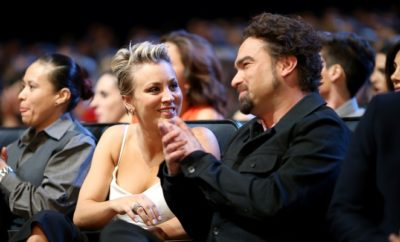 Big Bang Theory: Kaley Cuoco und Johnny Galecki schüren Gerüchte!