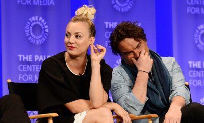 Big Bang Theory: Kaley Cuoco und Johnny Galecki sorgen für Ärger!