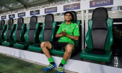 Mahmoud Dahoud von Borussia Mönchengladbach