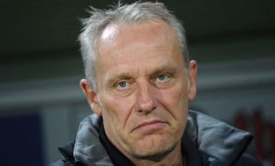 Christian Streich hofft auf eine Überraschung des SC Freiburg gegen den BVB.
