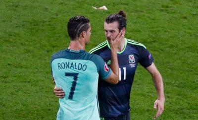 Cristiano Ronaldo und Gareth Bale