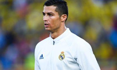 Cristiano Ronaldo wurde gegen UD Las Palmas ausgewechselt.