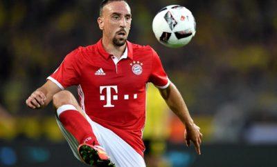 FC Bayern München Franck Ribery