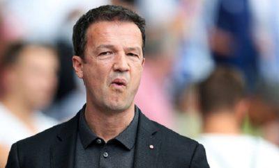 Fredi Bobic hat der Mannschaft von Eintracht Frankfurt  ein neues Gesicht verliehen.
