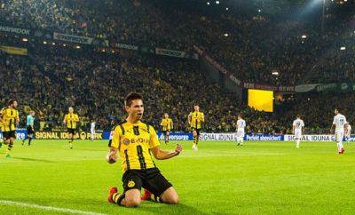 Raphael Guerreiro beeindruckt bei Borussia Dortmund nicht nur Thomas Tuchel.