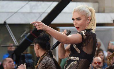 Gwen Stefani steht auf Nieten.