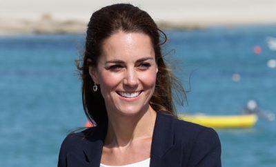 Herzogin Kate Middleton setzt ein Statement!