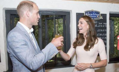 Herzogin Kate Middleton und Prinz William peinlich berührt!