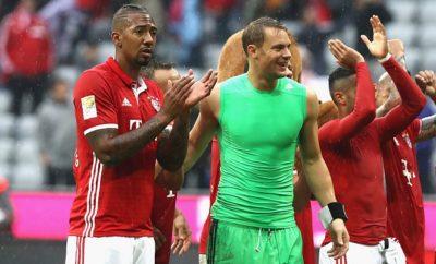 Jerome Boateng und Manuel Neuer wollen mit dem FC Bayern München den maximalen Erfolg.